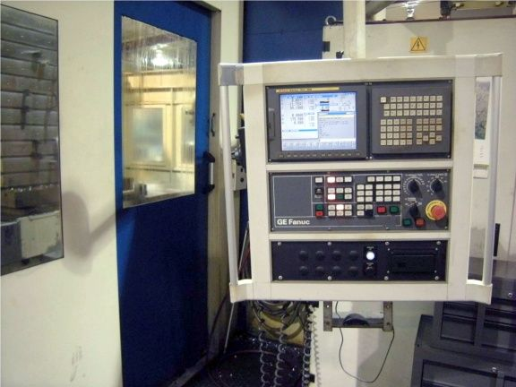 5 GIDDINGS & LEWIS PC-50,FANUC 160IMB,98 x,83 y,62 z,31 spindle,rot tble,200